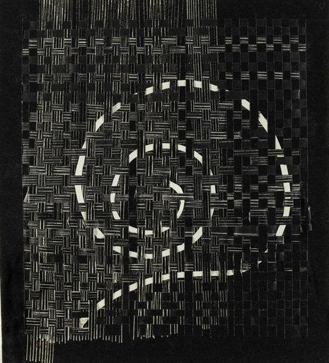 Gego Weaving De la colección que donó Cisneros al MOMA