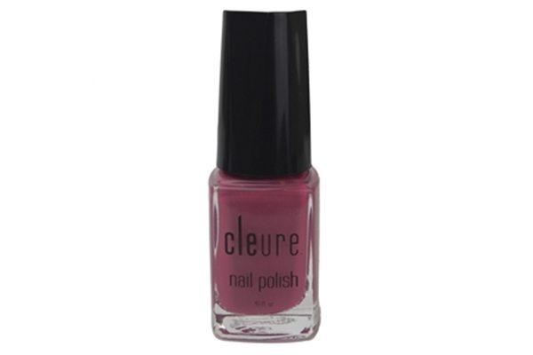 Esmalte de uñas de Cleure.