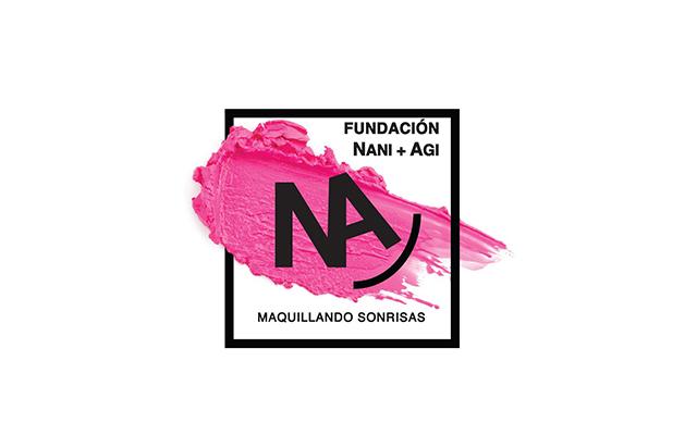 Logo de la fundación Nani y Agi.