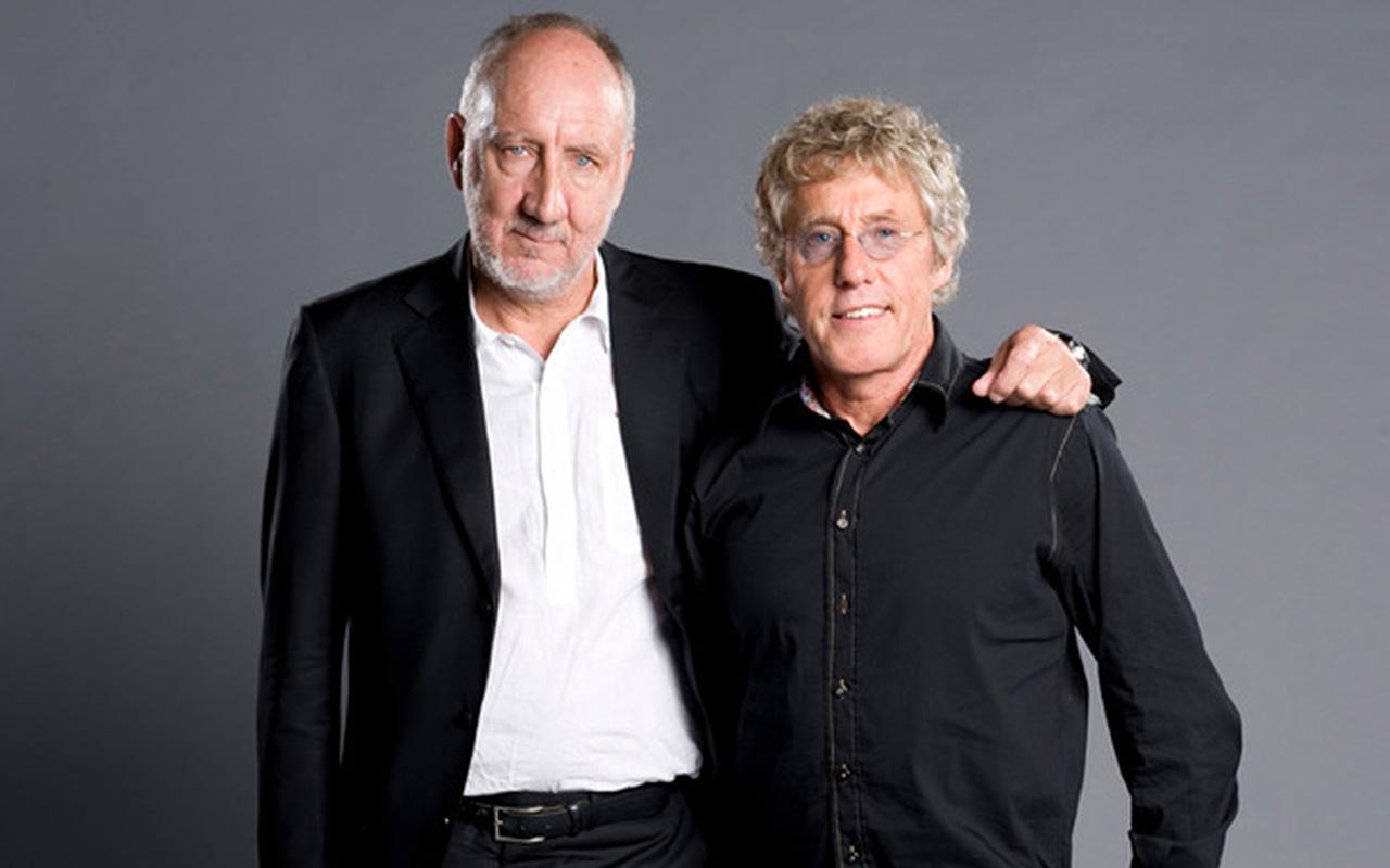 Roger Daltrey y Pete Townshend