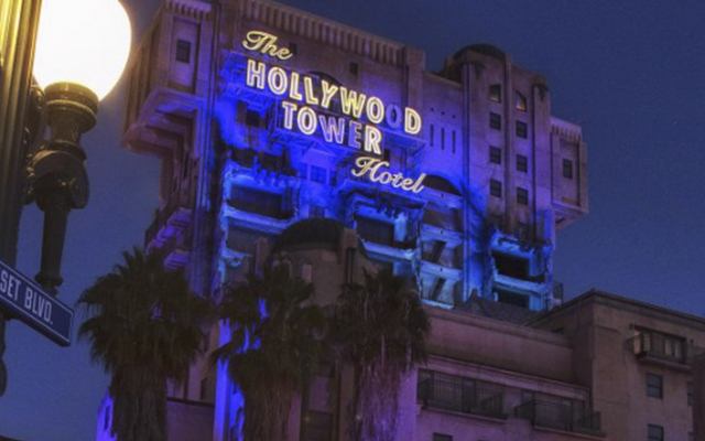 The Hollywood Tower Hotel se despide.