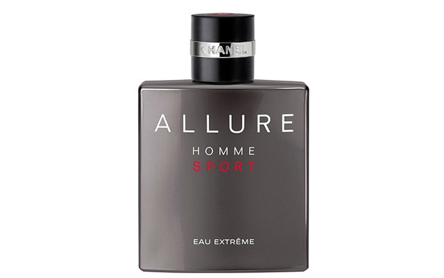 Allure Homme Sporte Eau Extreme de Chanel.