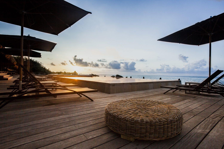 NIZUC Resort & Spa La Punta Grill & Lounge and Pool