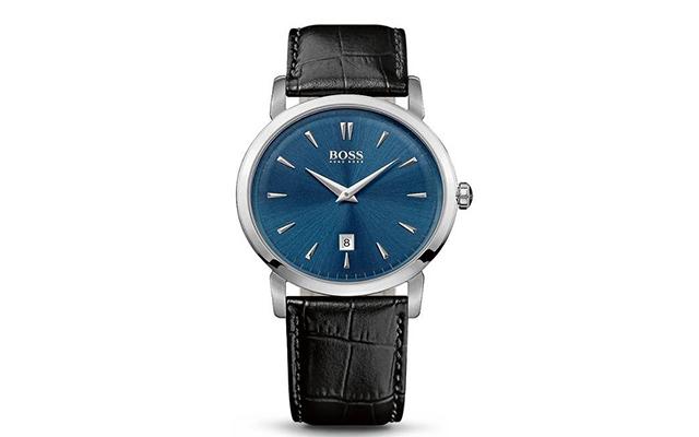 La nueva colección de relojes slim de Hugo Boss.