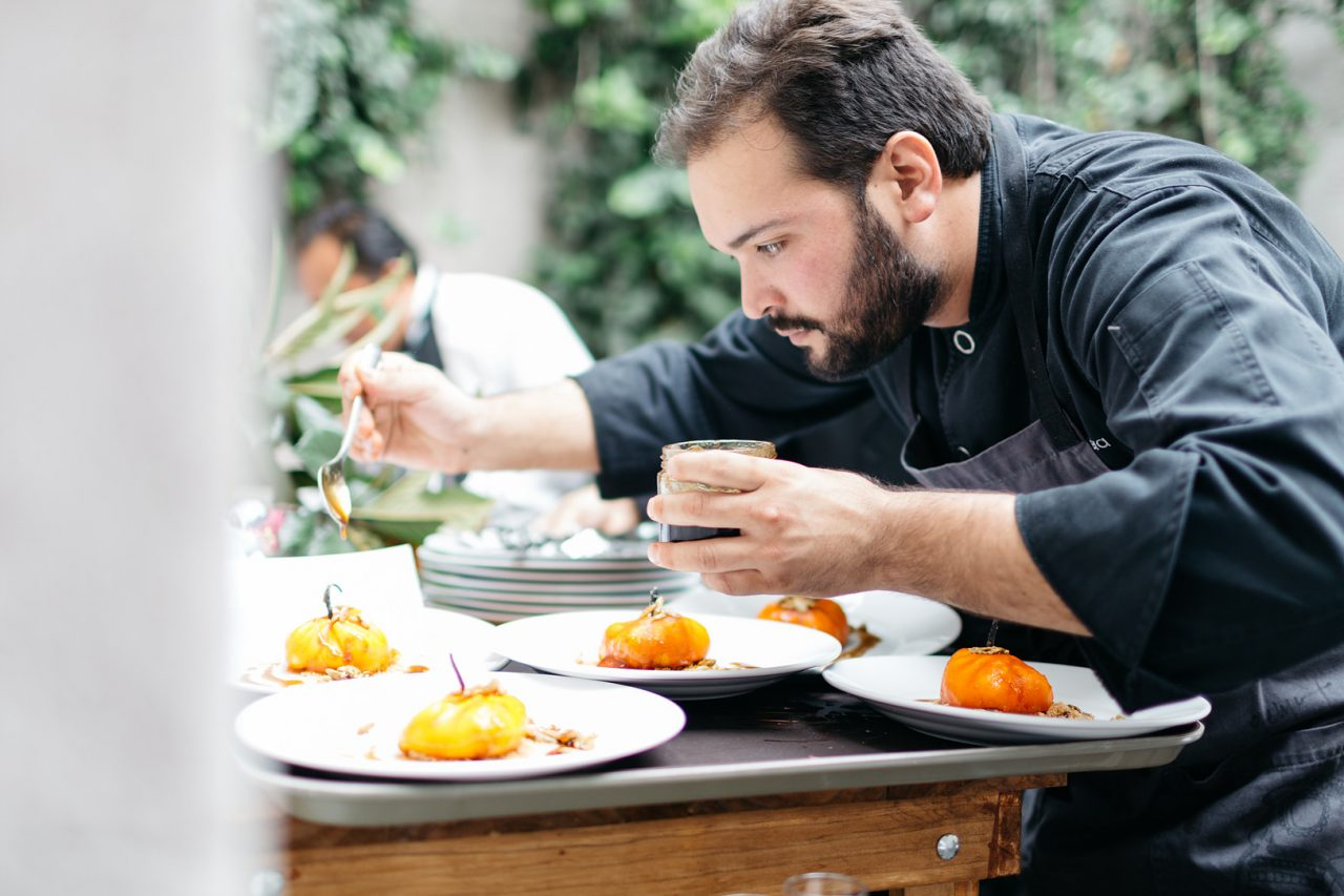 Chef Pablo Carrera