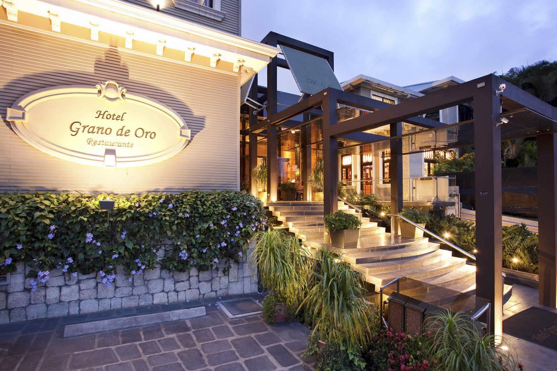 Restaurante Grano de Oro, Costa Rica.