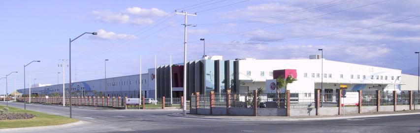 Planta de LG en Apodaca, Nuevo León. (Foto: Cortesía de LG.)