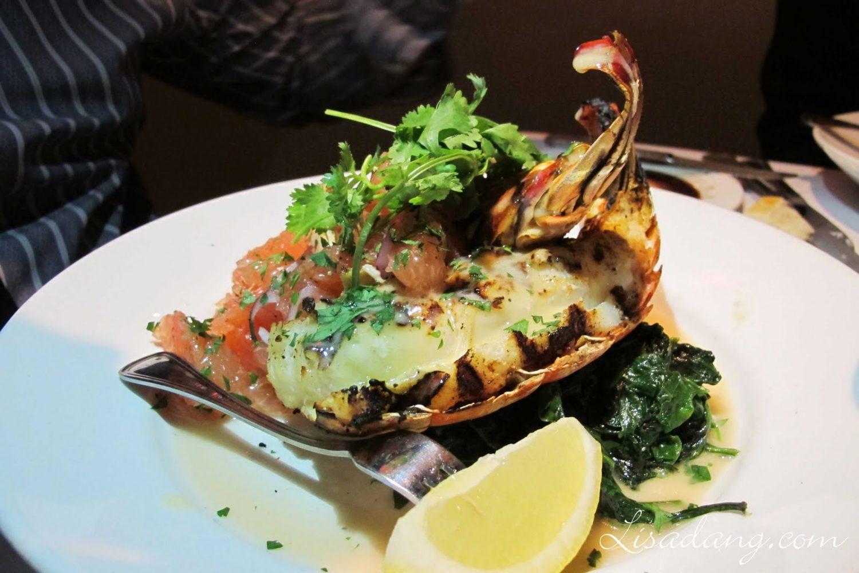 Factory Steak & Lobster.