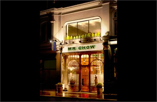 Mr Chow Londres