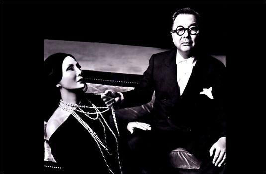 Michael Chow y Eva Chow