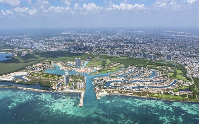 Así se verá el desarrollo de Novo Cancún.