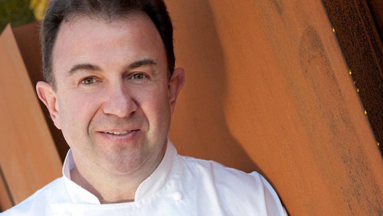 Chef Martín Berasategui.