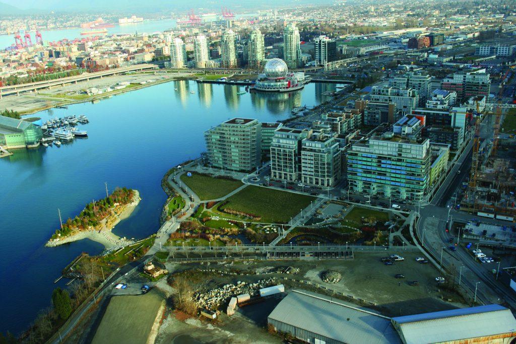 Vancouver se ha convertido en un destino de ecoturismo.
