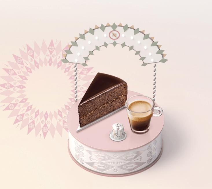 En esta temporada navideña Nespresso busca satisfacer a los paladares dulces.