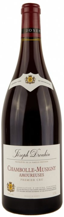 chambolle musigny 1er cru les amoureuses 2012