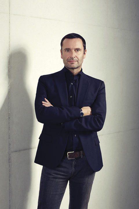 Robert Buchbauer CEO actual de Swarovski y tataranieto del fundador