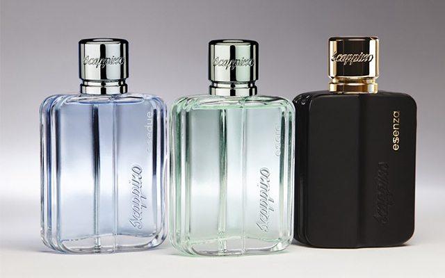 Estas son las tres fragancias que conforman a la familia Scappino Profumi.