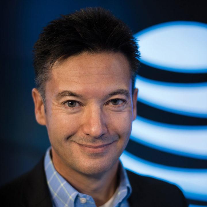 Kelly King, nuevo director de AT&T México. (Foto: Cortesía.)