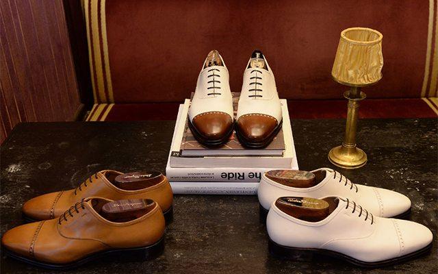 Estos son algunos de los modelos personalizados que ha realizado Salvatore Ferragamo.