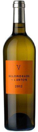 vinos belondrade y lurton 2012