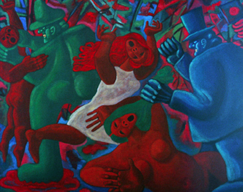 Pinturas de Antonio Bonilla