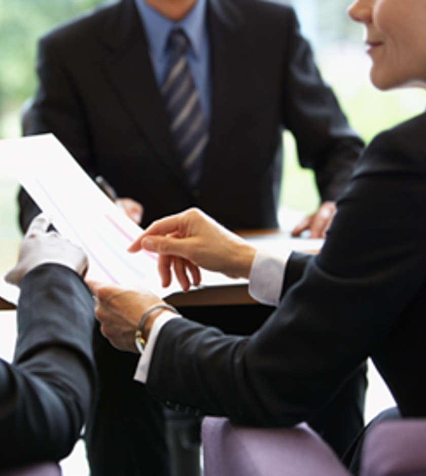 7 claves de lenguaje corporal para una entrevista de trabajo