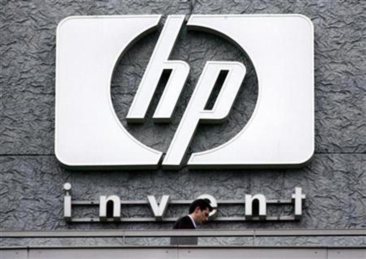 Ingresos de HP caen por baja venta de computadoras
