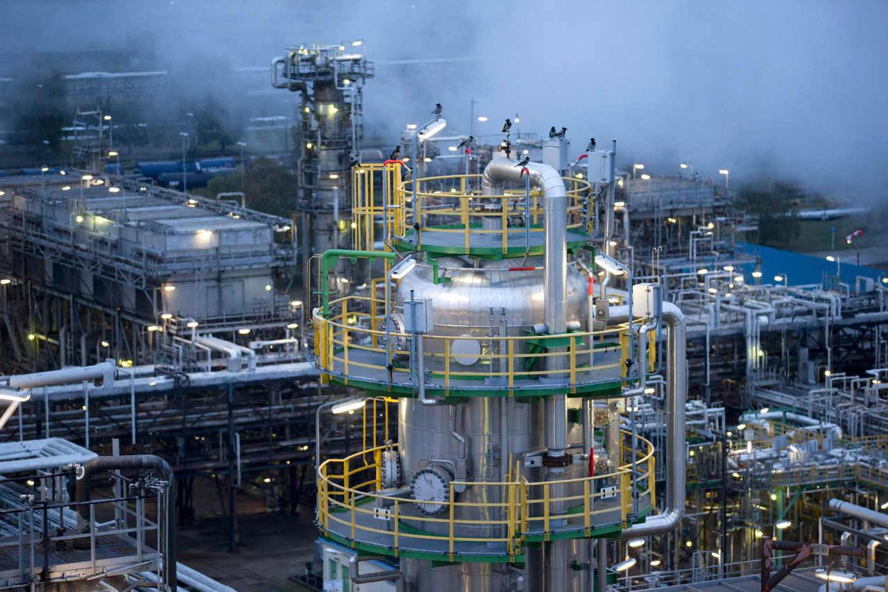 Futuro digital en la industria petrolera