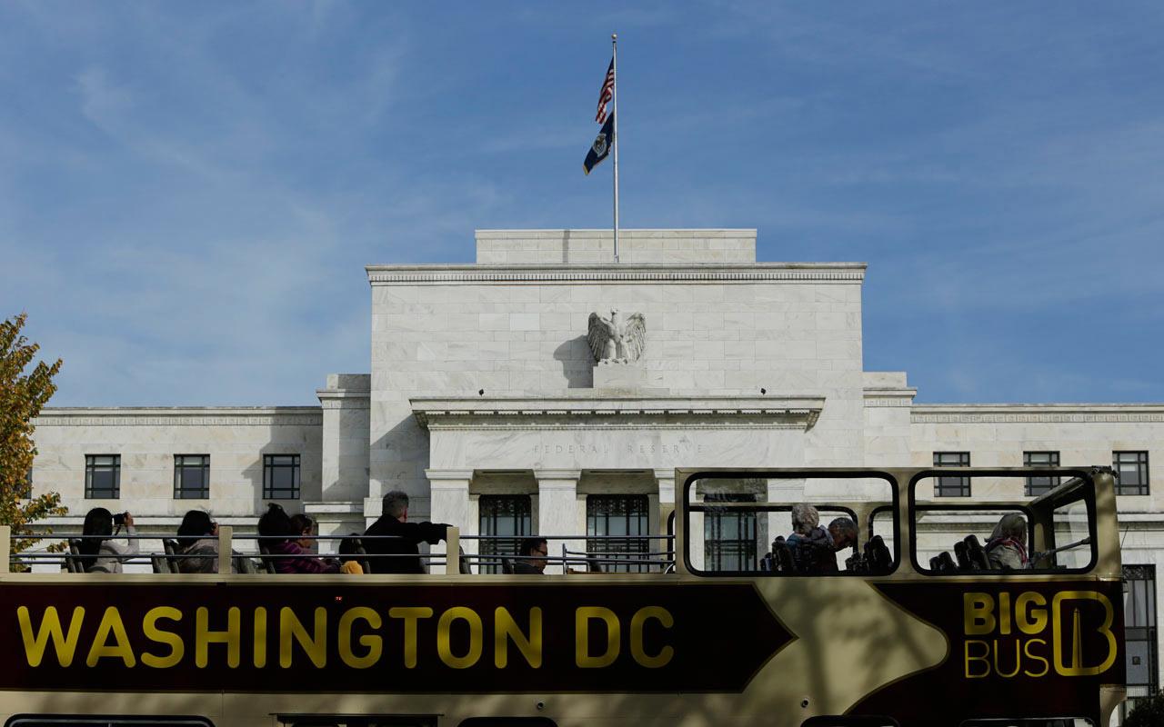 Fed mantiene sus tasas en espera del plan económico de Trump