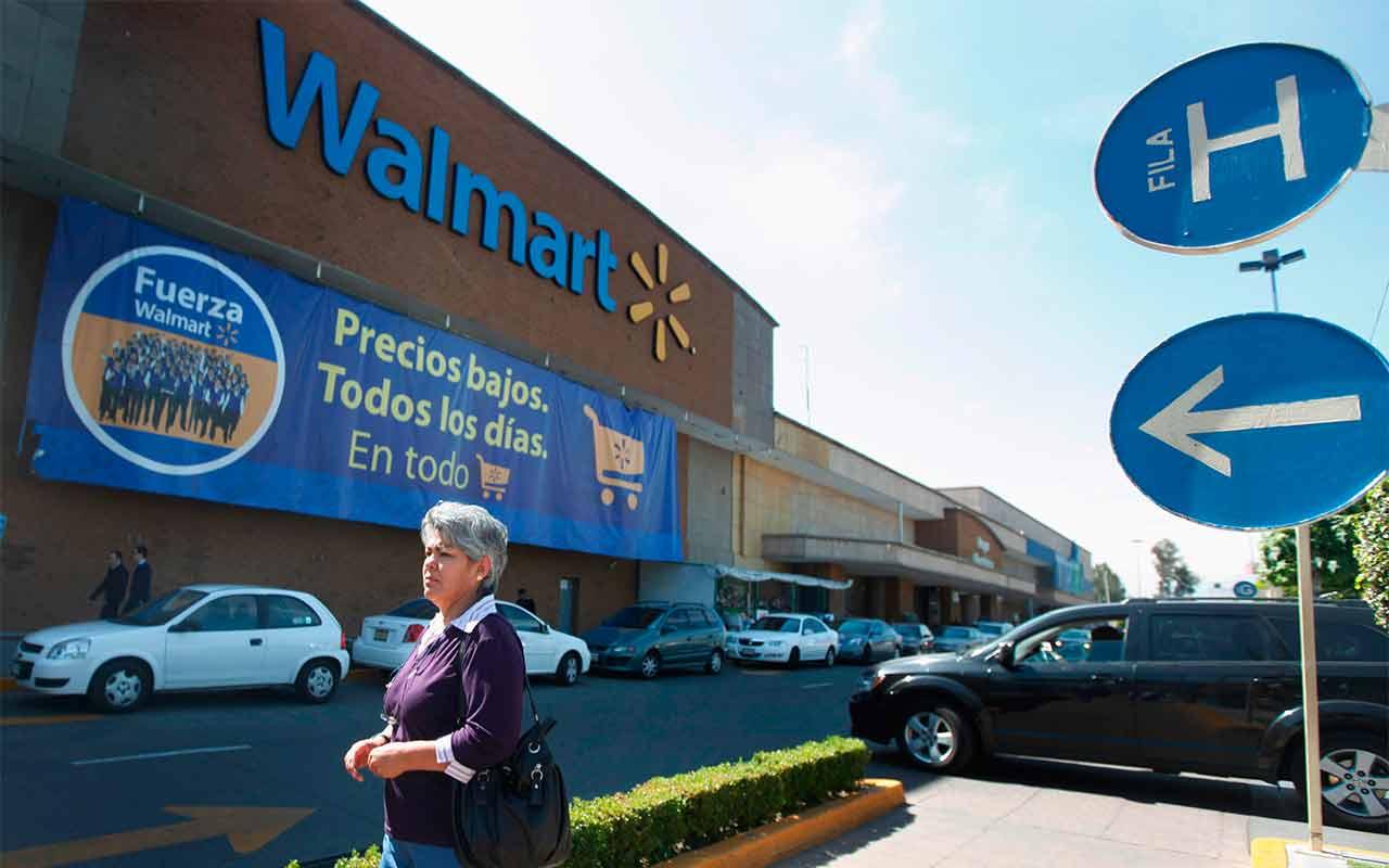 Gasolineras aumentarían en 3.5% ventas de Walmart en México