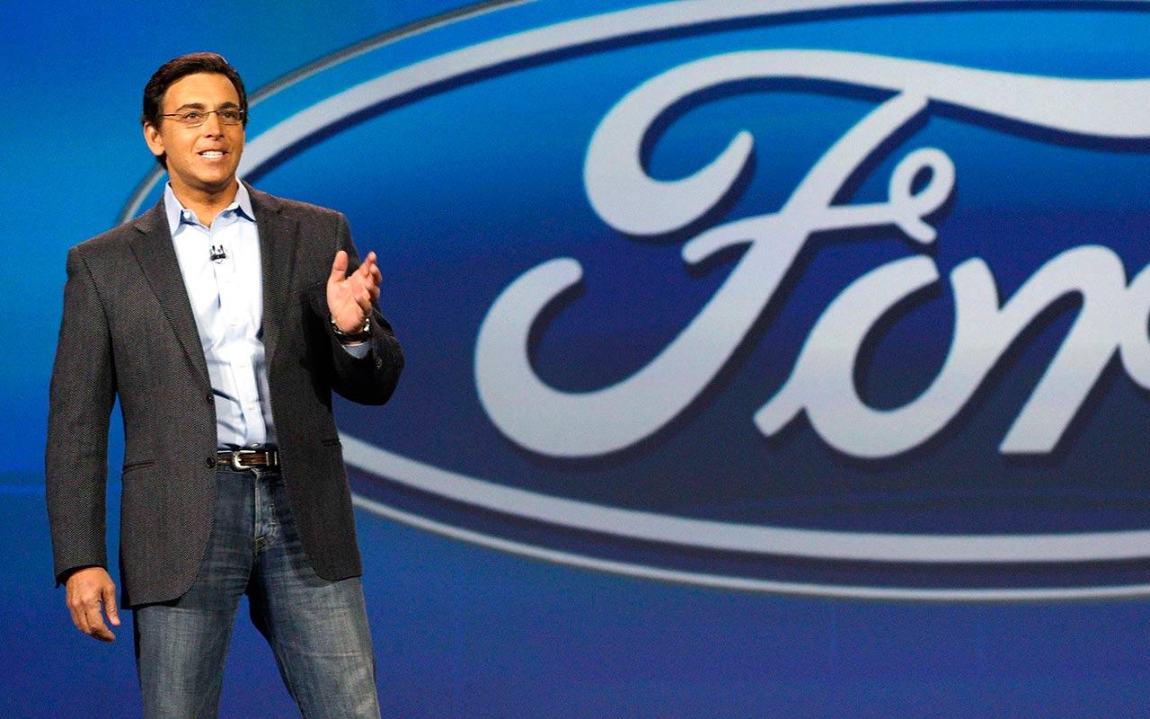 Ford invertirá 1,000 mdd para desarrollar vehículo autónomo