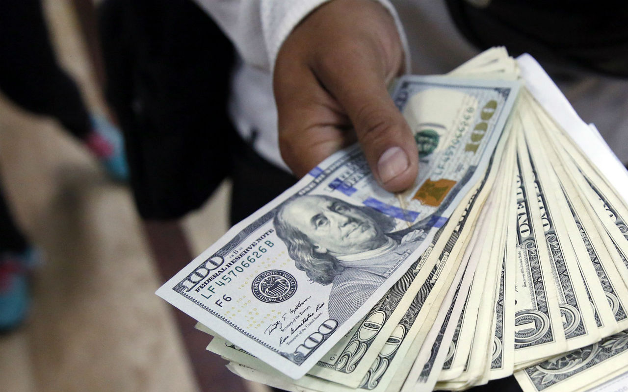 Reservas internacionales pierden 478 mdd en la segunda semana de octubre