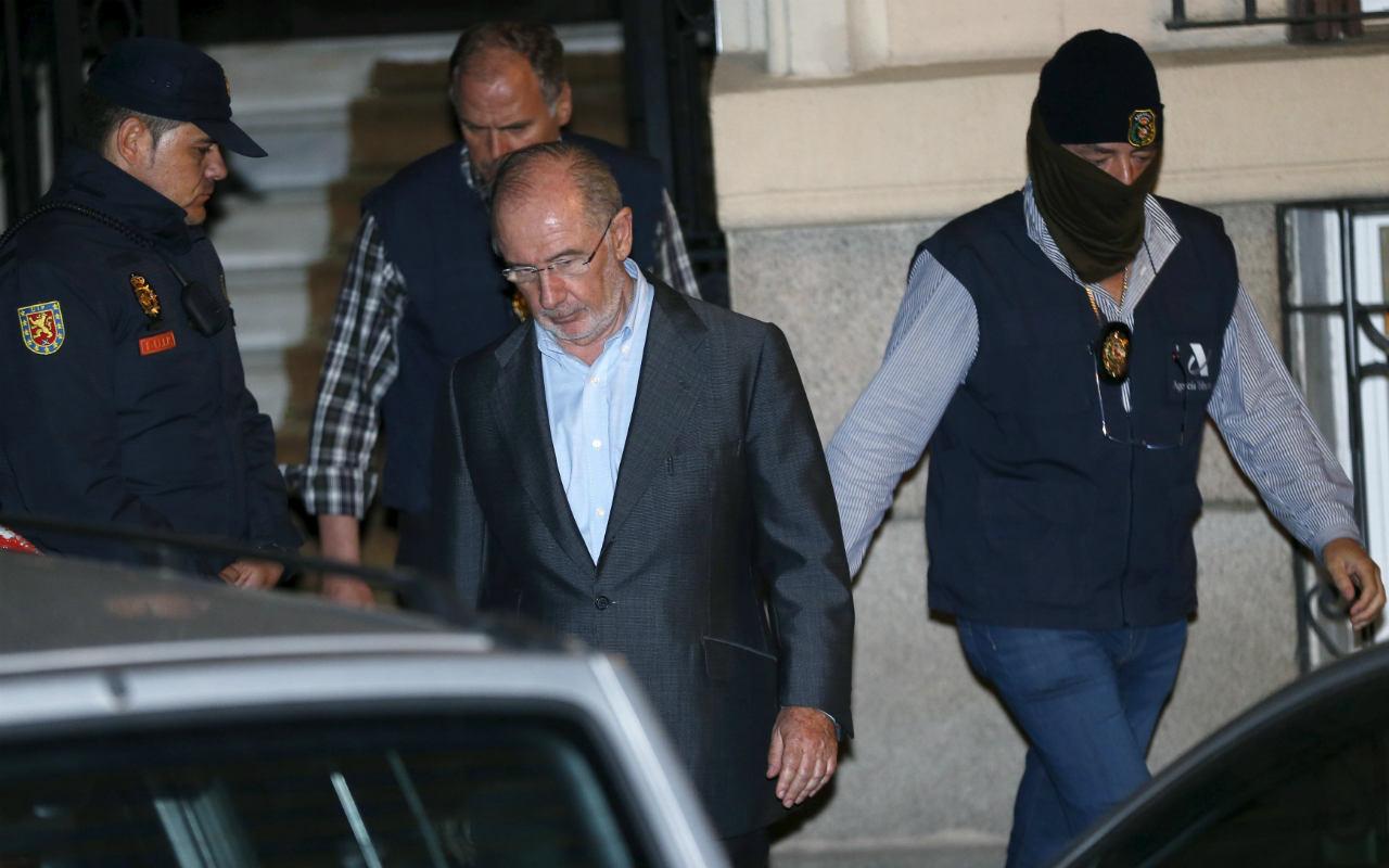 Exdirector del FMI, Rodrigo Rato, es condenado a 4 años de prisión