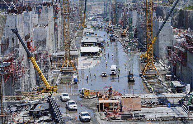 Canal de Panamá opera con normalidad tras fuertes lluvias