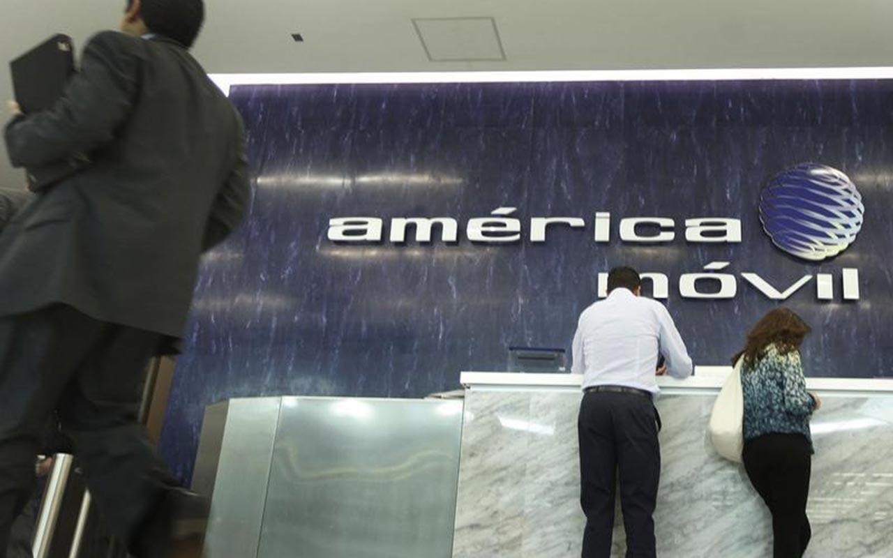 Moody's baja calificación de América Móvil por nivel de deuda