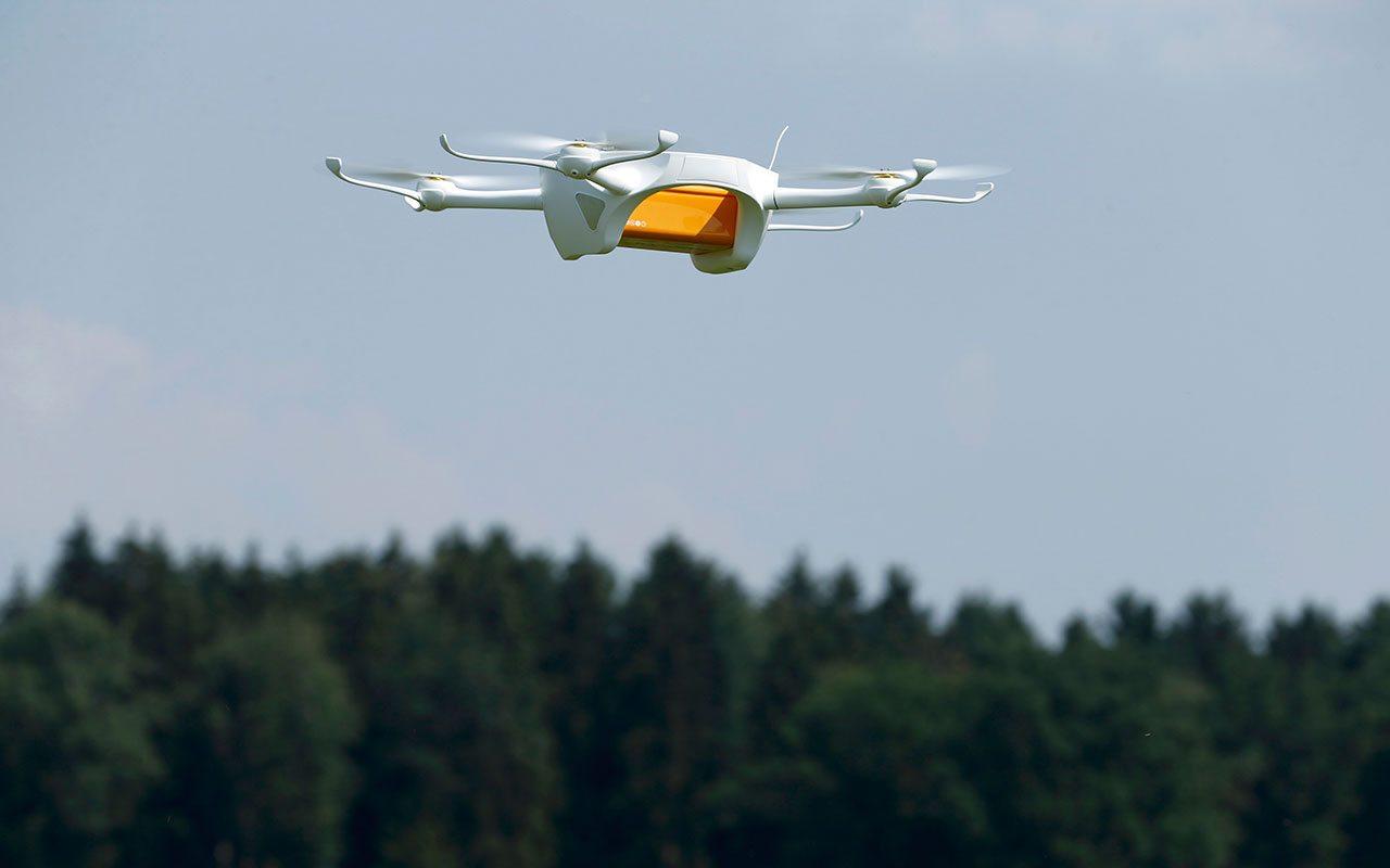 Deutsche Telekom lanzará sistema de defensa antidrones