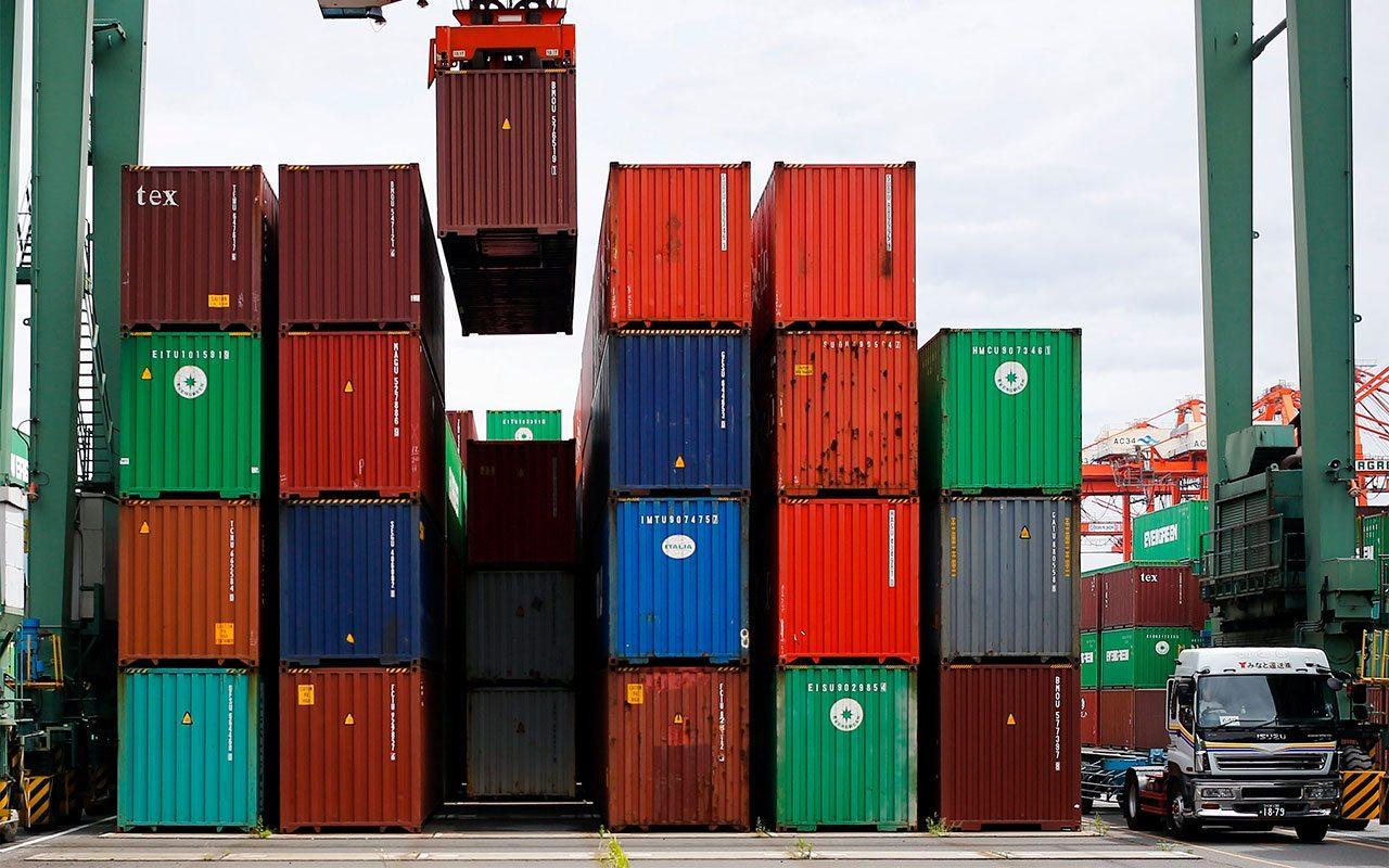 Estados Unidos pierde más en comercio con China, Japón y Alemania en 2016