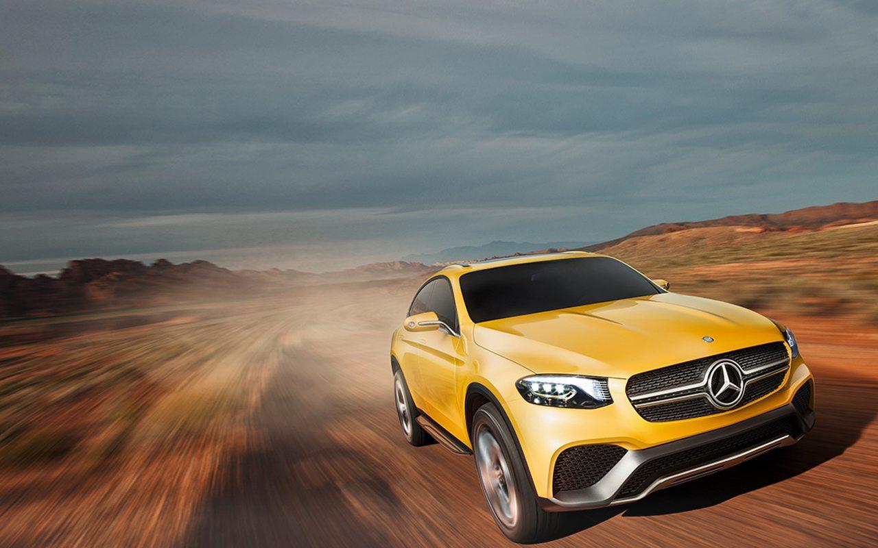 Los tres autos más esperados de Mercedes-Benz