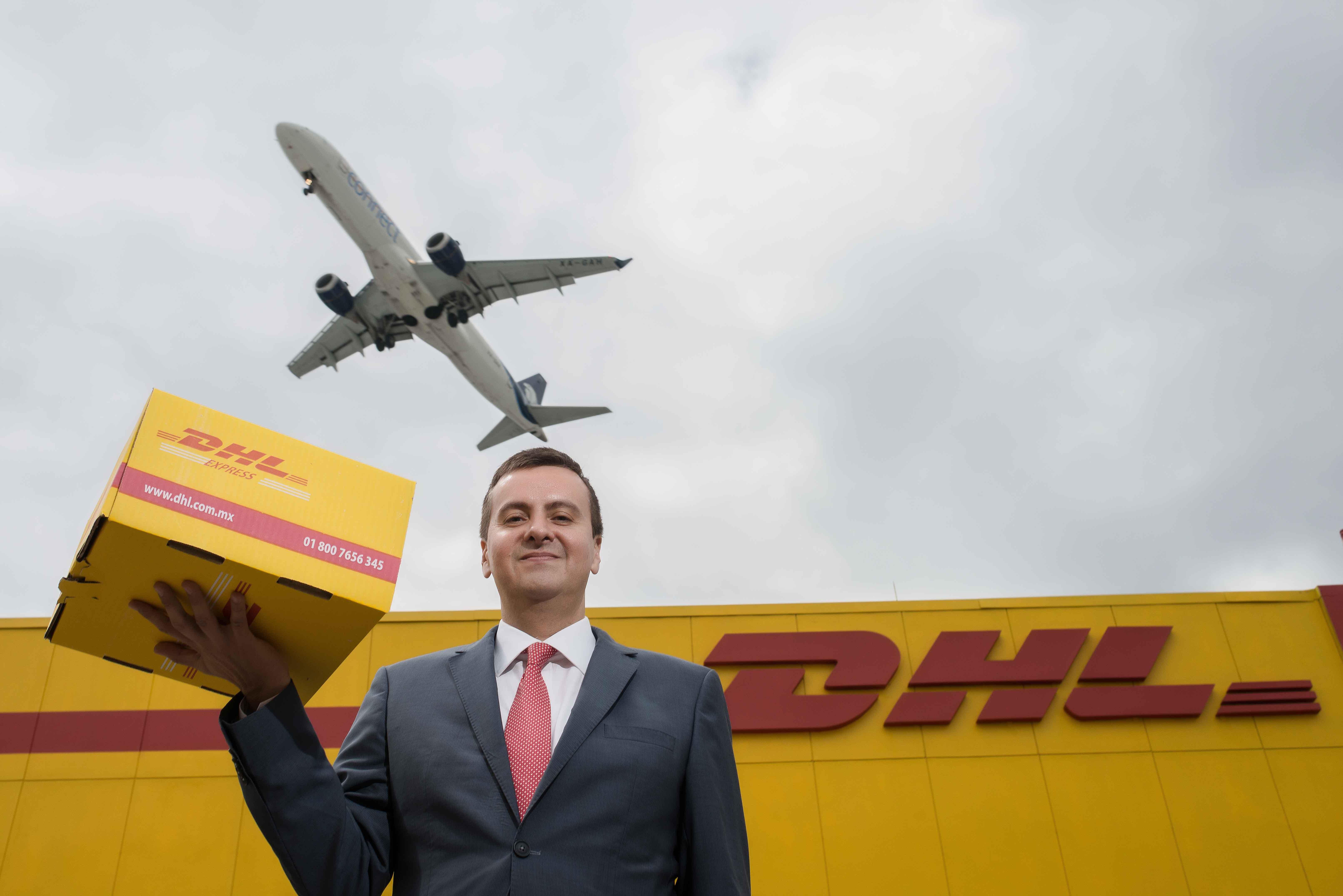 DHL invertirá 100 mdd más en México para infraestructura