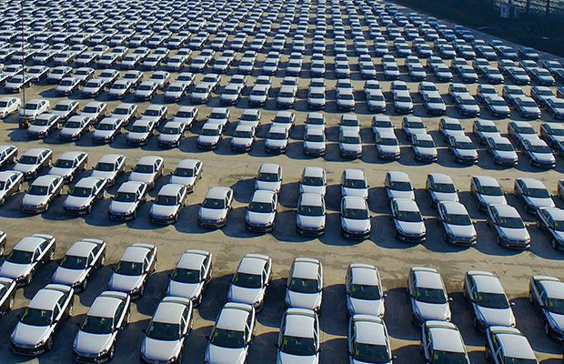 Venta de autos en México sube 3% en enero