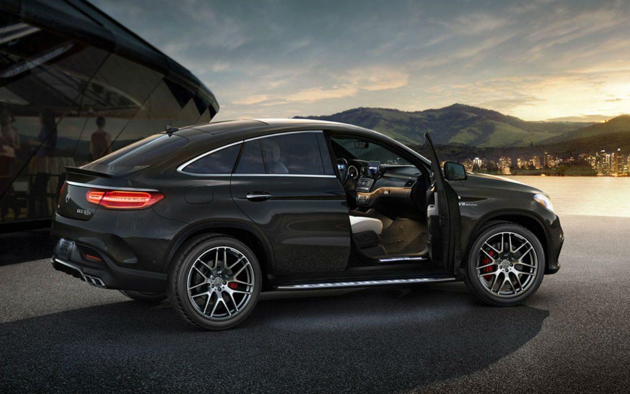 Mercedes-Benz GLE Coupé: El deportivo que tiene todo el lujo