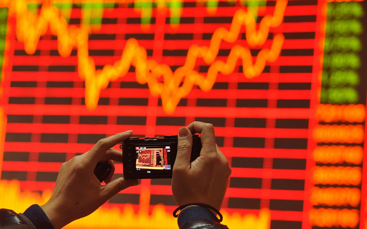 China busca atacar los riesgos en su sistema financiero