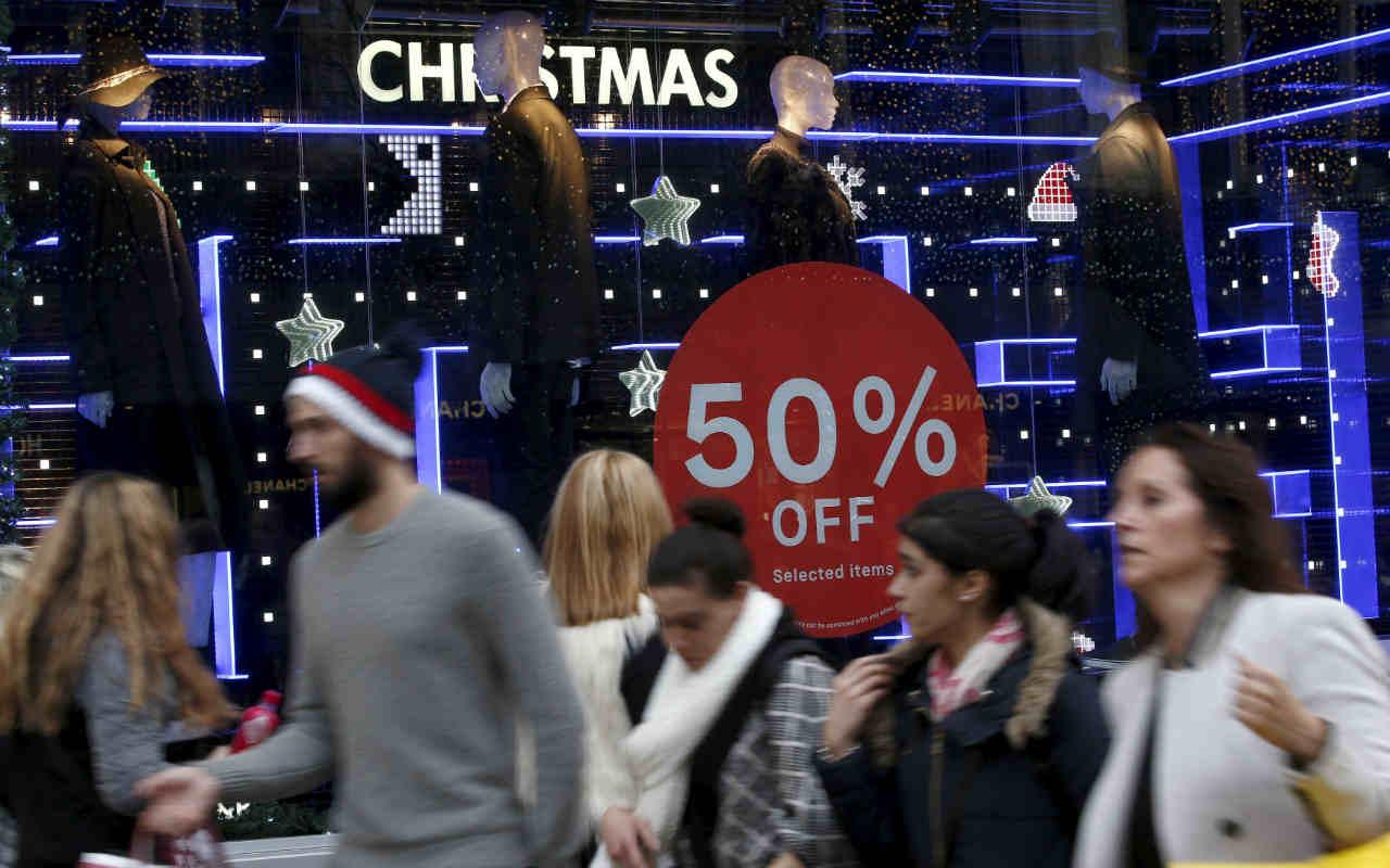Ventas navideñas dejarán derrama de 424,931 mdp