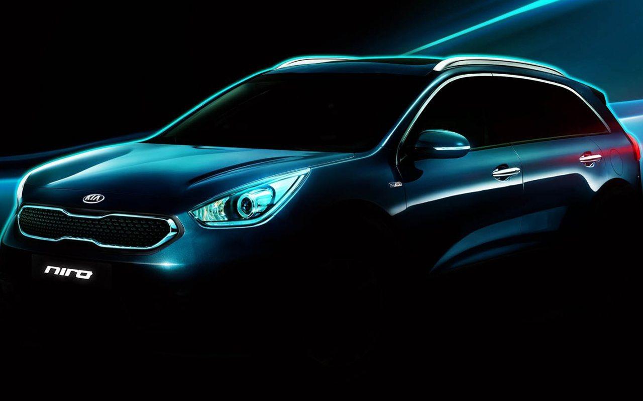 Niro el SUV que lleva a Kia al futuro