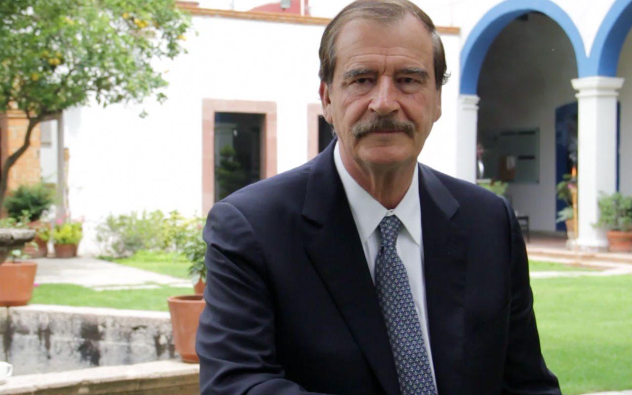 ¡Qué bueno que mis mensajes irritan a Trump!: Vicente Fox
