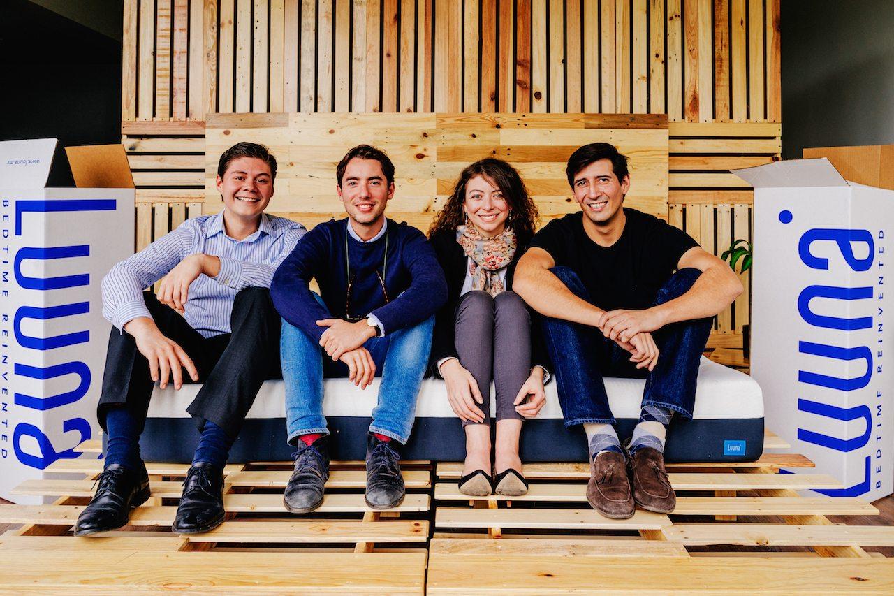 La startup que 'sueña' con que tires tu colchón
