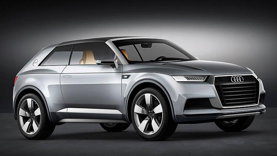 Audi quiere ampliar su línea de Crossovers con el nuevo Q2