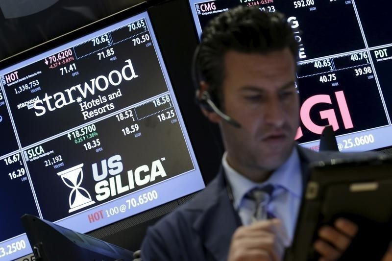Anbang eleva oferta por Starwood a casi 14,000 mdd