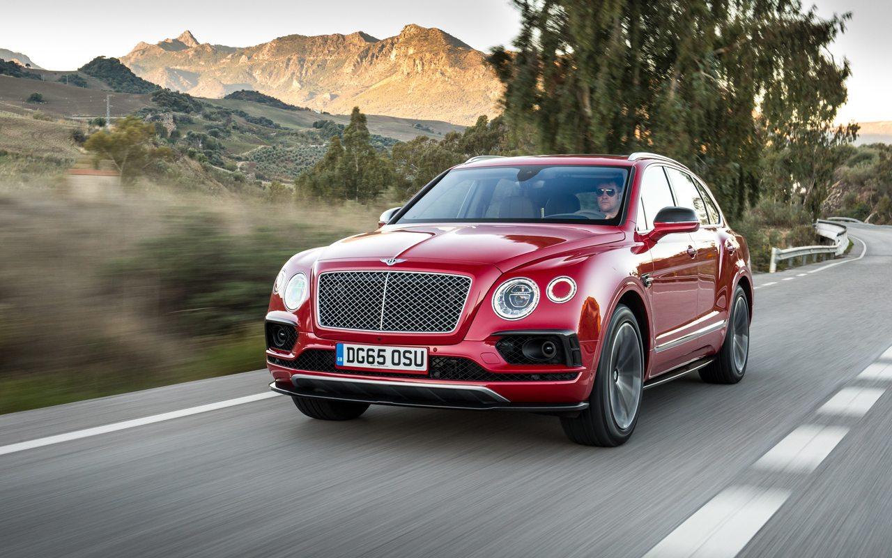 Bentley lanzará un nuevo SUV deportivo