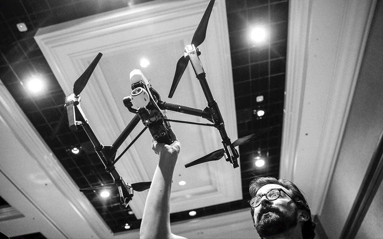 México representa 5% del mercado mundial de drones